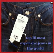 Expensive Mens Designer Jeans Top 10 Most Expensive Jeans In The Whole World Com Me Com