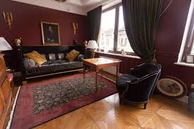 classic office design. Spacious Home Office Design And Decorating In Classic Style