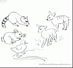 Small Picture excellent zoo animal coloring pages with baby animals coloring