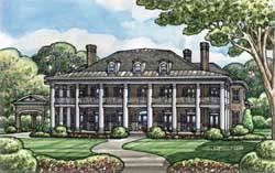 plantation house plans. Delighful Plans Plantation Style Floor Plans Plan 101603 To House P