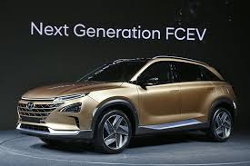 2018 genesis suv.  2018 hyundai hydrogen fuel cell suv 2018 revealed intended genesis suv