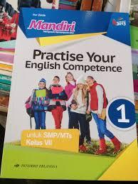 Soal ini bisa dipakai sebagai bahan. Jual Buku Mandiri Bahasa Inggris Kelas 7 Smp K13 Jakarta Selatan Febiprastuti Tokopedia