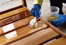 i would start by making a bunch of sample boards each containing a thicker more protective than the previous try boards with 2 3 coats of wiping