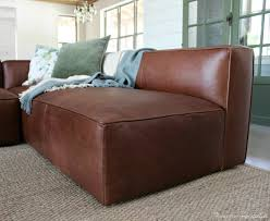 leather furniture from article