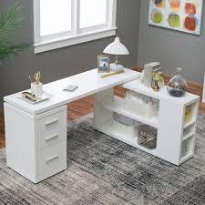attractive white l shaped desk 17 best ideas about l shaped desk on office desks l