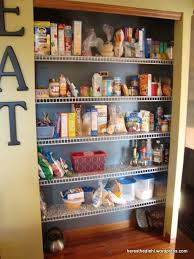 Pantry Shelf Liner Ideas