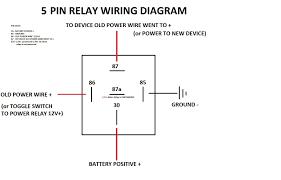 wiring diagram 3 way switch guitar 5 pin relay driving lights ford bosch 5 pin relay wiring diagram webtor me inside 12v random 2 driving lights or light