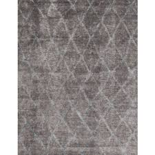 bayliss marrakech bamboo silk floor rug col truffle 250 x 350cm