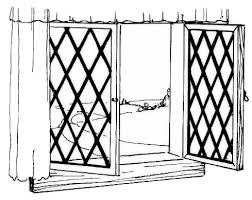 window clipart black and white. Contemporary Clipart Inside Window Clipart Black And White N