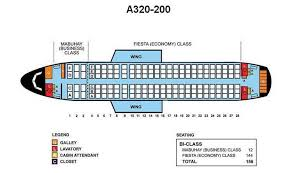 Airbus Seating Chart Philippine Airlines Airbus A330 200 Aircraft Seating Chart