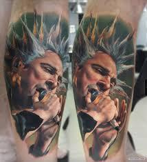 Tattoo Sketch татуировка в стиле реализм
