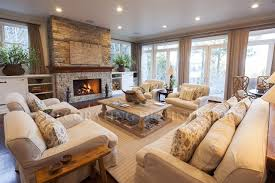 rustic elegant furniture. symmetrical furnishings and a neutral color palette give this traditional living room simple clean feel great use of texture in the rug coffee table rustic elegant furniture i
