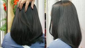 Long Haircut U Shape ตดผมยาว ปลายโคงเปนรปตวย