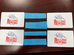 Hy-Vee - Congratulations to the winners of the Bellino... | Facebook