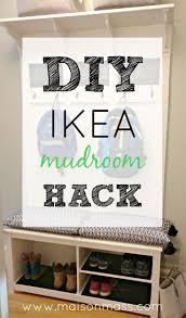 Ikea Mud Room diy ikea mudroom hack maison mass 5918 by uwakikaiketsu.us