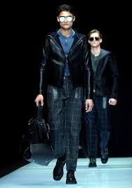 milan men s fashion week emporio armani fall winter 2016 2017 collection