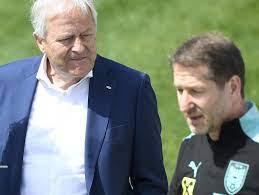 WM-Quali. Europa » News » Franco Foda bleibt vorerst Teamchef
