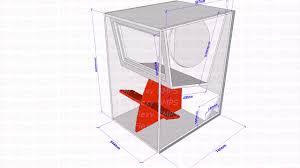 Speaker Box Design Plans