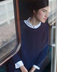 portrait toast women late autumn collection look book photograph by nicholas james seaton toa st