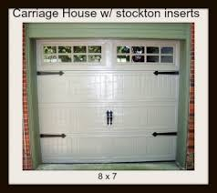 8x7 garage doorGarage Door Styles  Whats your style