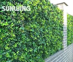 artificial ivy wall artificial ivy fence screening proof green ivy wall decorative garden fence artificial boxwood hedges panel artificial ivy green wall