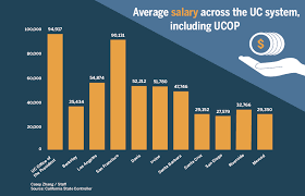 Office Salary State Controllers Office Publishes University Of California Salary Data