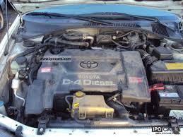 2000 Toyota Avensis 2.0 D4D Combi linea terra - Car Photo and Specs