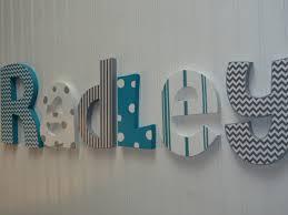 wall letter nursery decor nursery decor nursery wall decor nursery letters boy
