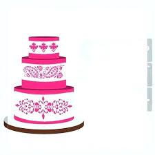 Wedding Cake Pans