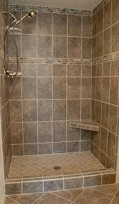 corner shower base for tile Corner Shower Stall With Their