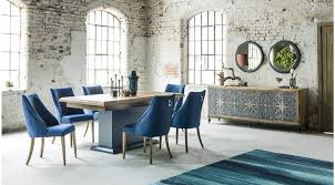 Dreamblau Esszimmer Set Amazonde Küche Haushalt