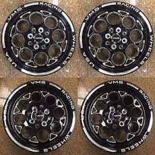 two 15x3 5 et10 two 13x8 et20 black modulo drag racing wheels