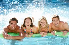 swimming pool with friends. Beautiful Swimming Download Group Of Friends Relaxing In Swimming Pool Together Stock Image   Of Woman Intended With I