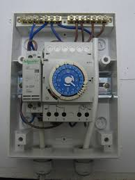 intermatic digital timer wiring diagram images timer for lights lighting contactor wiring diagram also 2 pole