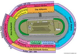 Bristol Motor Speedway Seating Chart Bristol Motor Speedway Seating Chart