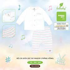 Đồ bộ dài tay Lullaby cho bé trai [Thời Trang trẻ em cao cấp - chính hãng