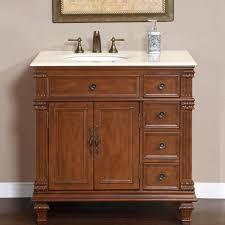 Bathroom Vanity Set Silkroad Exclusive Esther 36 Single Bathroom Vanity Set Reviews