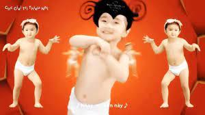 Quảng Cáo Cho Bé - VŨ ĐIỆU MÔNG XINH - Video quảng cáo cho bé ăn ngon hơn -  Collectif-du-chambon
