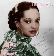 vine makeup for darker skin tones during the 1930s