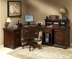 classic office desk. Fireplace Cool L Shaped Desk With Hutch For Office Furniture Classic