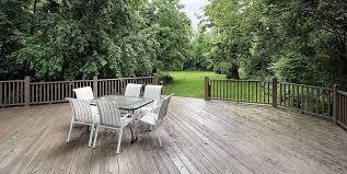 Backyard Deck Design Cool Decorating Ideas