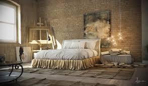 Stunning Industrial Bedroom Design Images Inspiration