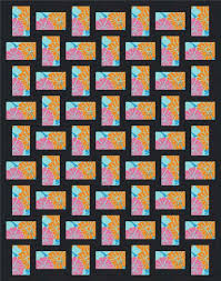 Small Picture Rail Fence Quilt Pattern Designs Easy Beginner Quilt Pattern