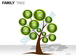 tree in powerpoint tree template for powerpoint family tree powerpoint presentation