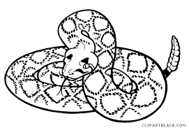 snake clipart black and white. Delighful Black Rattlesnake Clipart Black And White To Snake Clipart Black And White A