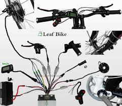 wire diagram for bldc hub motor electric bike conversion kit