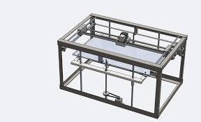 Разработка и изготовление принтера со столом 300х600 <b>мм</b>