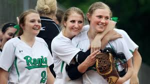 Softball: Newby strikes out 10 to lift Ramblers to regional title   Sports    leadertelegram.com