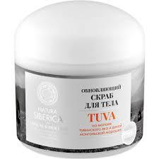 Natura Siberica TUVA <b>Обновляющий скраб для</b> тела купить по ...