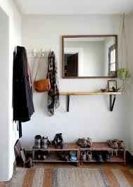 Build Your Own Coat Rack Build a wardrobe yourself instructions and inspirational ideas 34